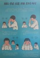 Acupressure eye exercises
